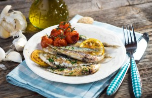 ricetta sardine al prezzemolo