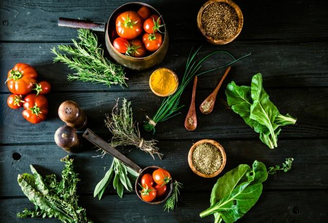 le ricette alle erbe aromatiche