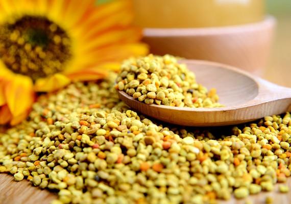 Rimedi contro la stanchezza: il polline