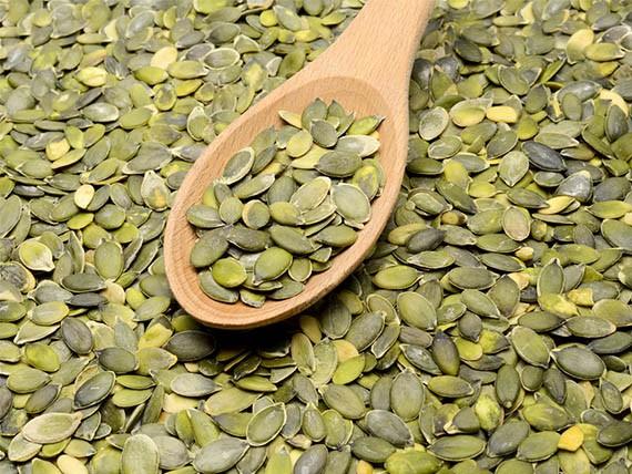 semi di zucca, i 5 semi della salute
