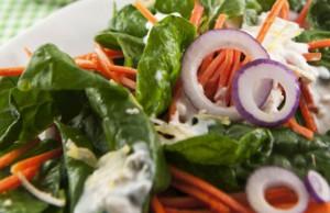 La ricetta degli spinaci con feta