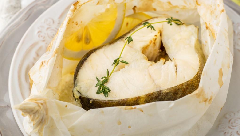 ricetta per preparare i tranci di pesce al forno