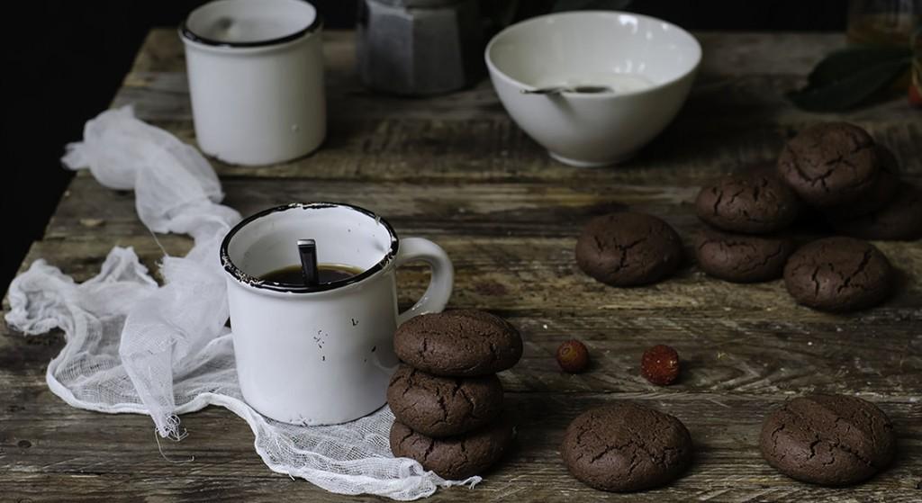 La ricetta dei biscotti light al cioccolato