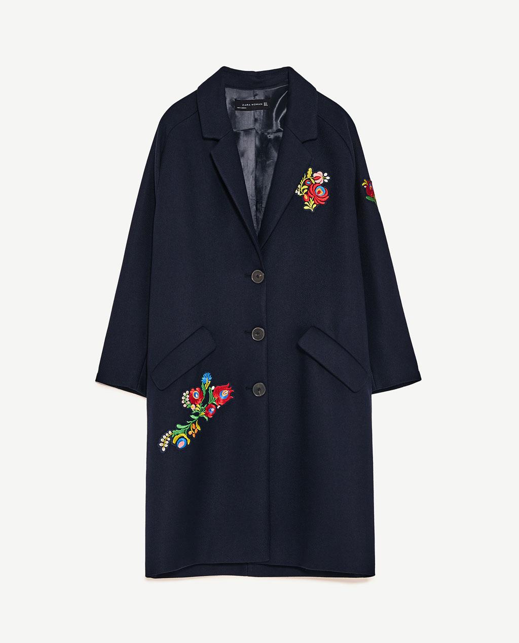 cappotto zara per donne curvy