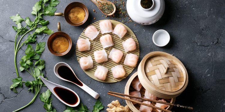 ravioli cinesi