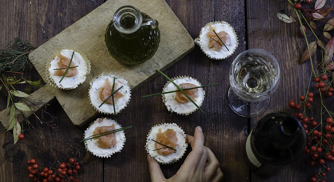 La ricetta della cheesecake light al salmone