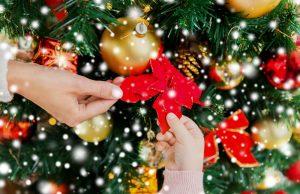 decorazioni di natale fai-da-te per addobbare il tuo albero