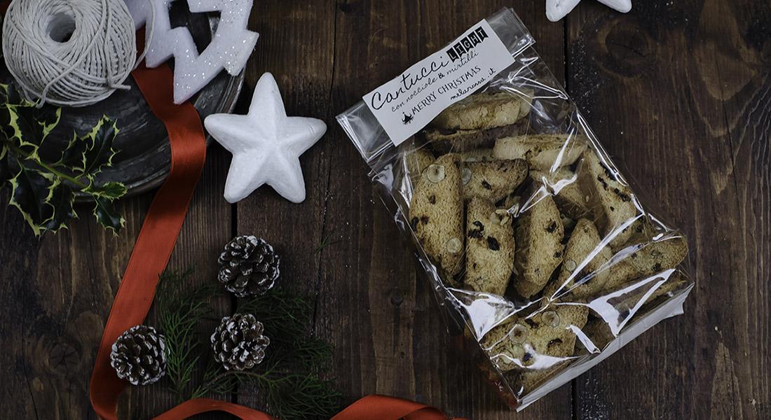 ricette biscotti di natale: ricetta cantucci light