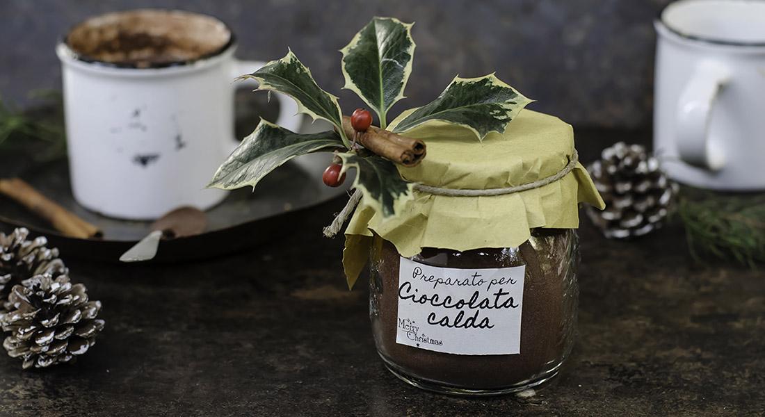 La ricetta del preparato per cioccolata calda