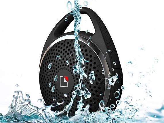 Altoparlante Bluetooth Impermeabile da Doccia resistente all'acqua senza fili Bluetooth Stereo TaoTronics