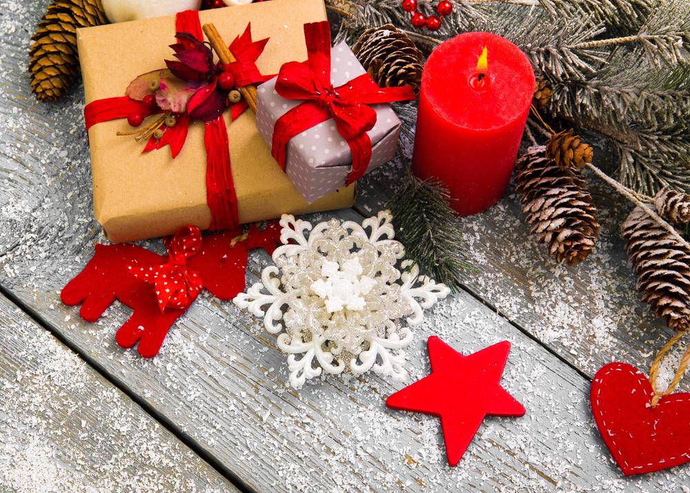 Decorazioni natalizie ecco alcune idee fai da te melarossa for Decorazioni da tavolo natalizie