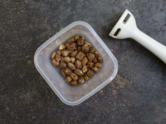 preparazione nutella light