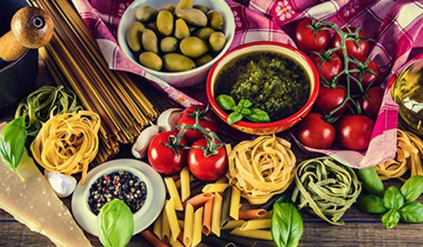 torna la dieta mediterranea