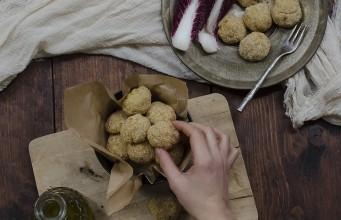 ricetta delle polpette di cavolfiore