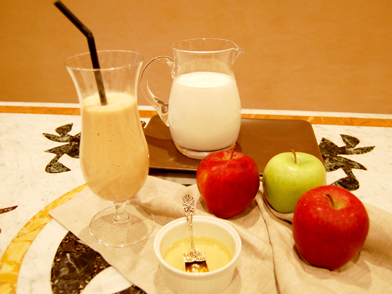 lo smoothie anti-raffreddore