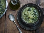 minestre e zuppe da gustare d'inverno