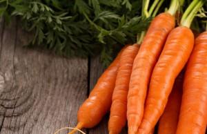 il potere del betacarotene nelle carote