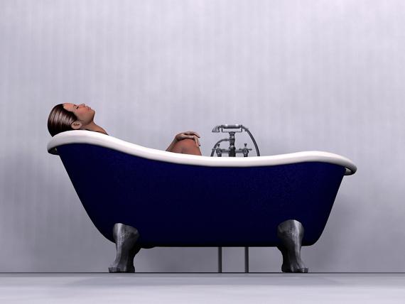 Bagno Idratante Naturale : Succoterapia e bagno di vapore alla lavanda per rigenerarsi dopo l