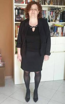 Raffaella dopo la dieta Melarossa