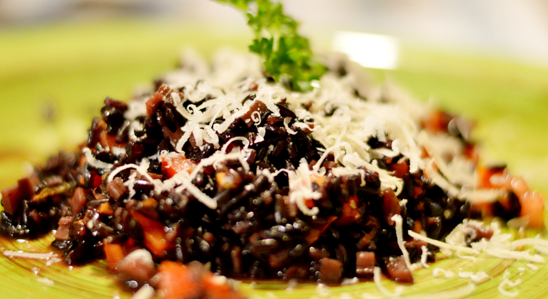 prova questa gustosa ricetta con scarti alimentari piuttosto che buttarli via