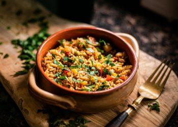 risotto ai peperoni: ricette light e estiva