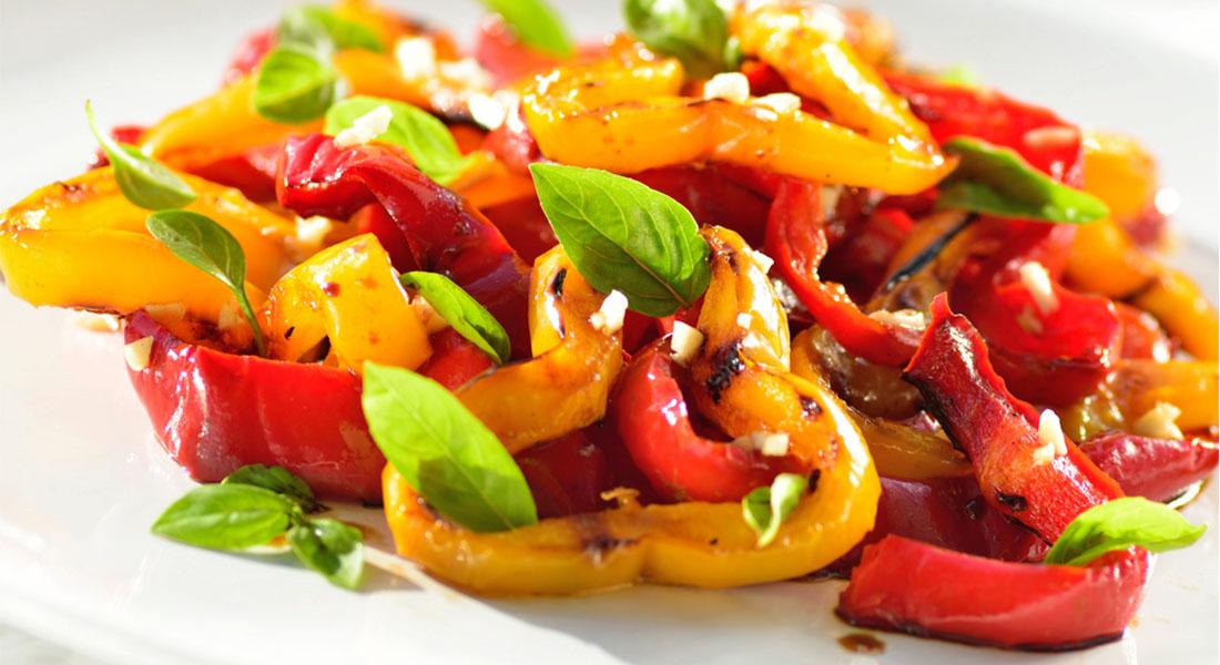 ricette con peperoni risotto ai peperoni