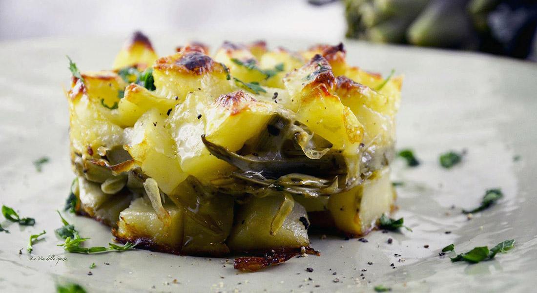 ricette con patate e cavolfiore