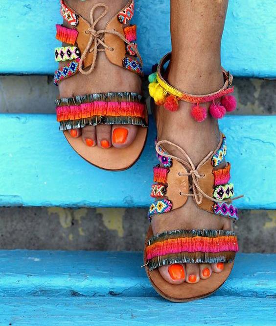 Le scarpe della primavera estate 2016