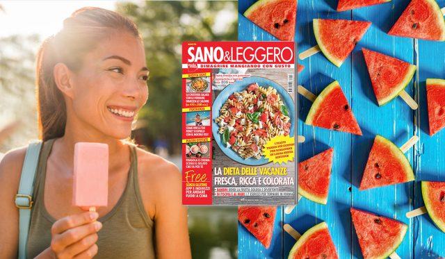 Sano & Leggero agosto 2018