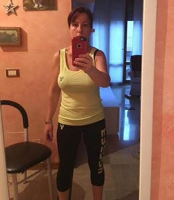 Emiliya dopo dieta melarossa