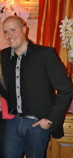 Gerardo prima della dieta melarossa