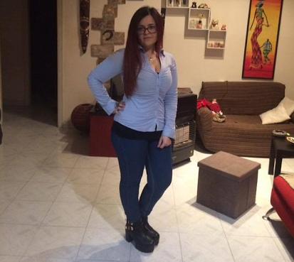 Martina testimonial di Melarossa dopo la dieta