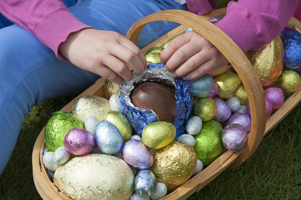consigli organizzare la caccia alle uova