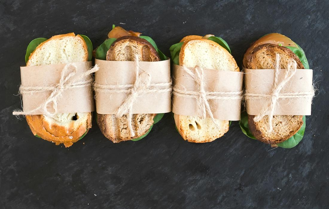 Idee Per Pranzi Sani : 5 panini per una pausa pranzo veloce e nutriente melarossa
