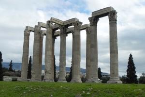 Olimpeion-Atene