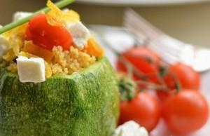 la ricetta per il cous cous di verdure