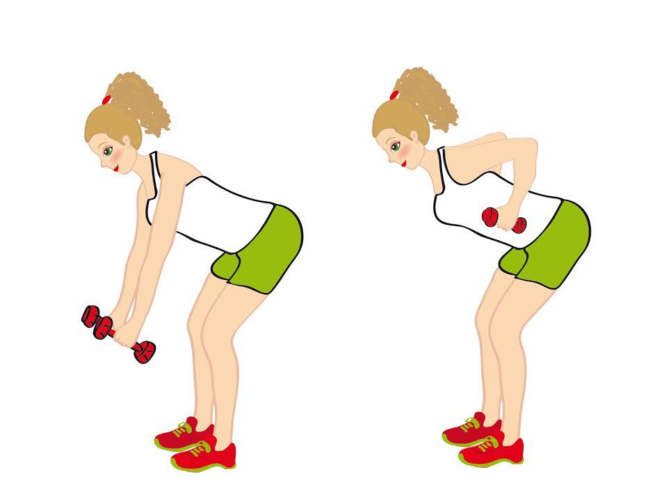 trazioni dorsali - esercizio trazione dorsali per smaltire ciccia schiena