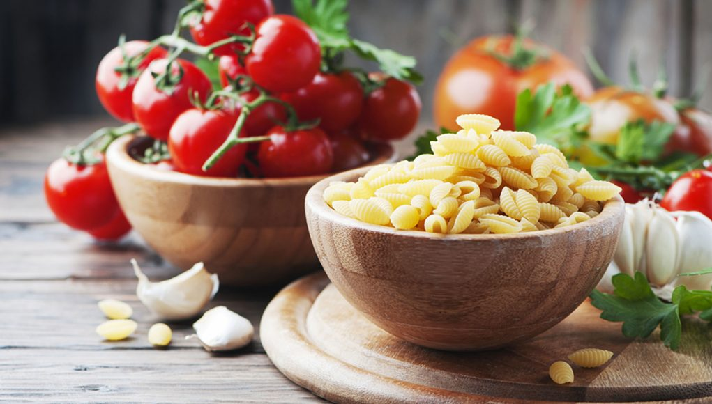 gnocchetti in salsa di zafferano