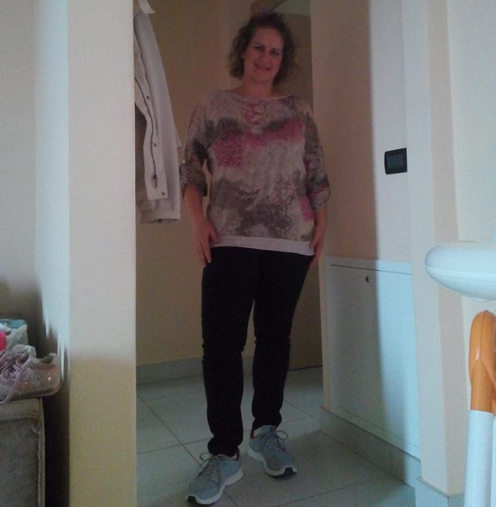 Letizia dopo dieta Melarossa