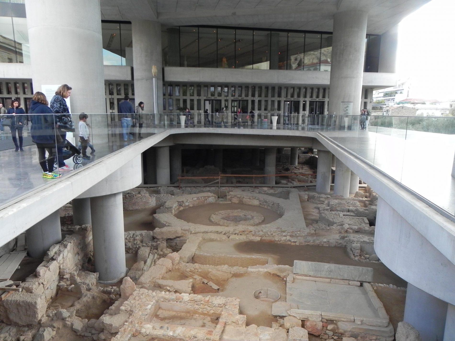 nuovo museo acropoli