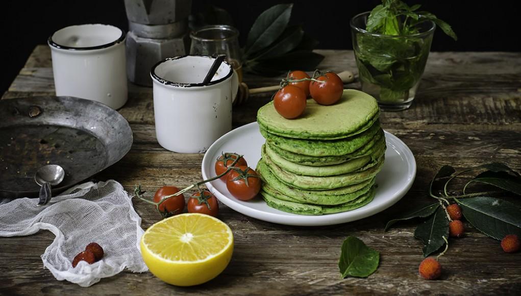 Ricetta pancakes agli spinaci per aumentare la memoria