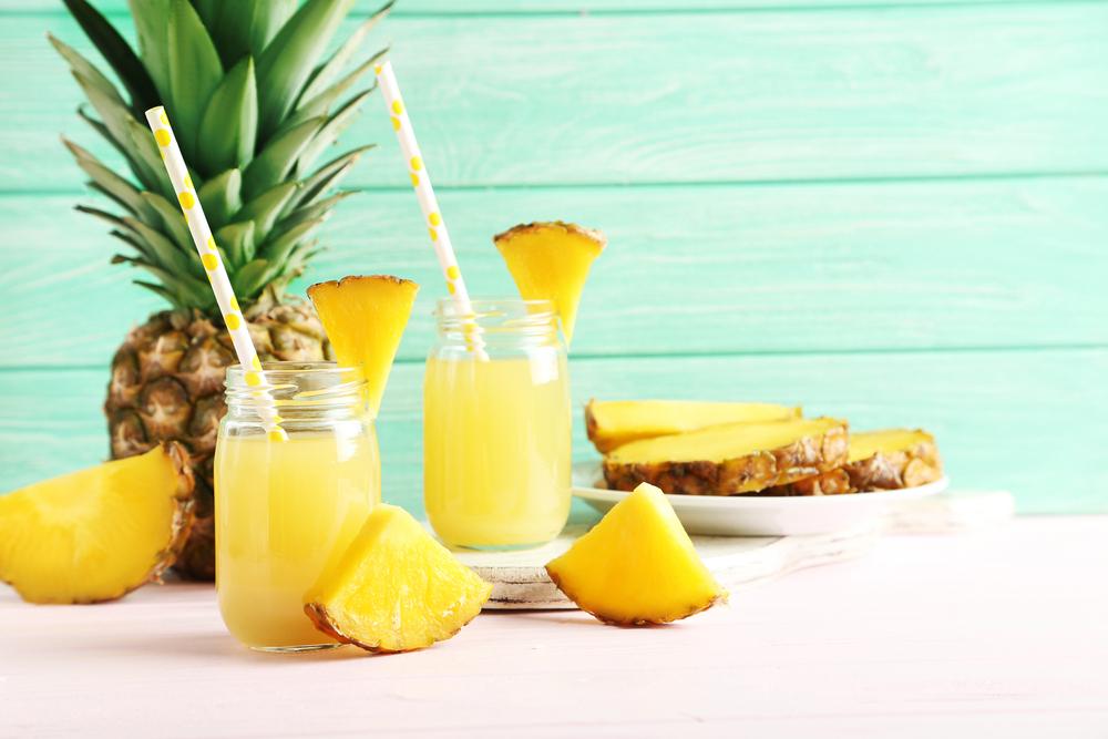 L'ananas ti aiuta a sconfiggere la ritenzione idrica