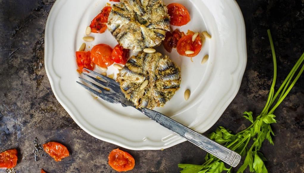 Ricetta tortino alici per la tua dieta per la memoria