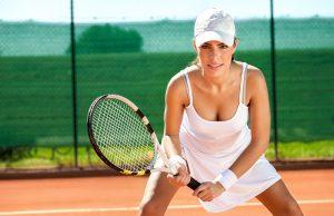 fare tennis non provoca problemi alla schiena