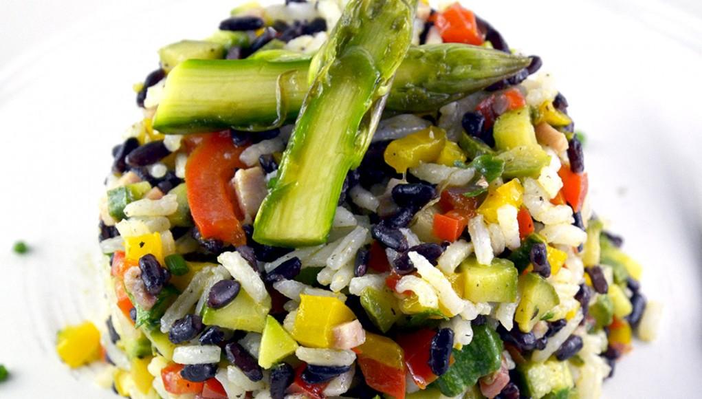 insalata di riso day and night