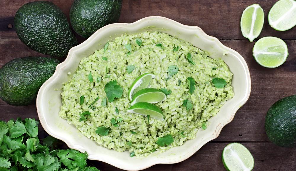 ricetta riso basmati al vapore con avocado