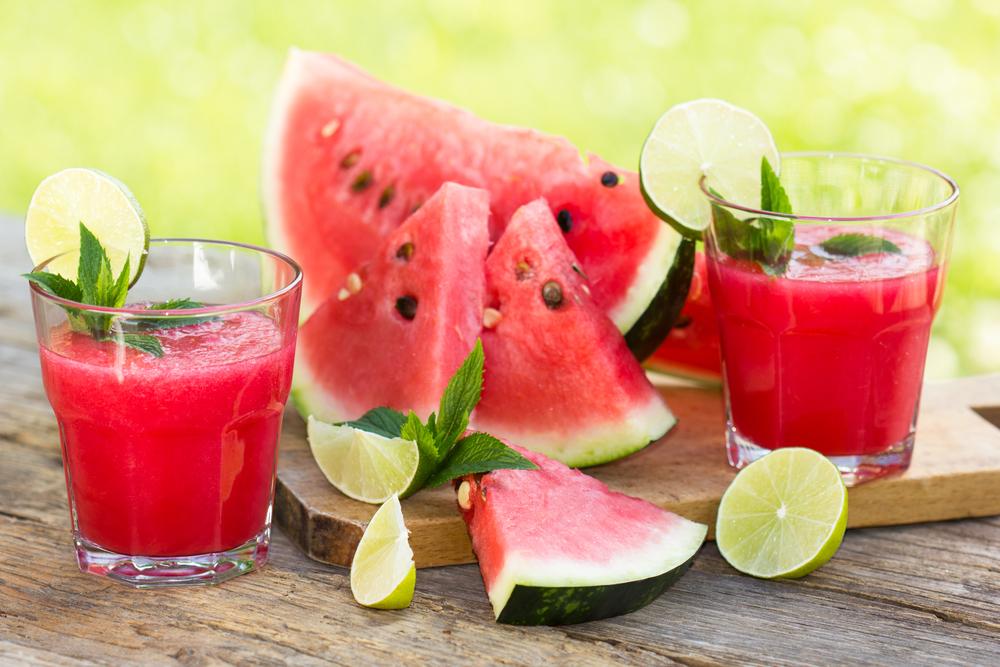 L'anguria nella dieta contro la ritenzione idrica