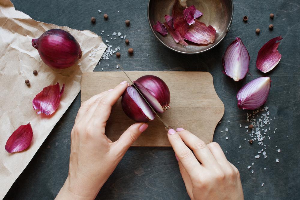 Le cipolle, ottimo rimedio contro la ritenzione idrica