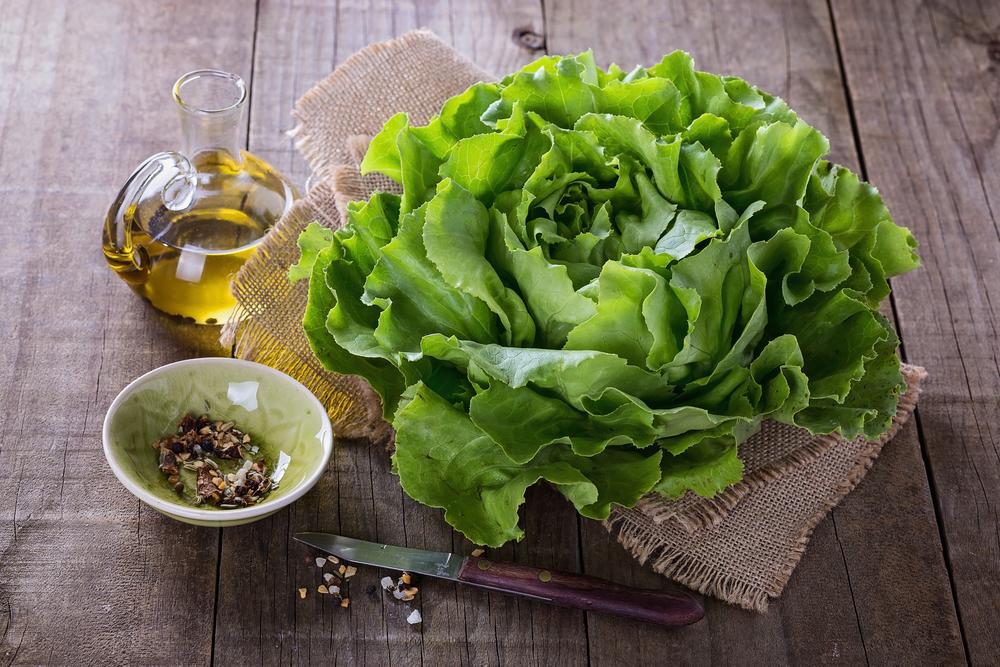 La lattuga nella tua dieta contro la ritenzione idrica