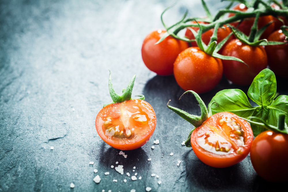 I pomodori contro la ritenzione idrica